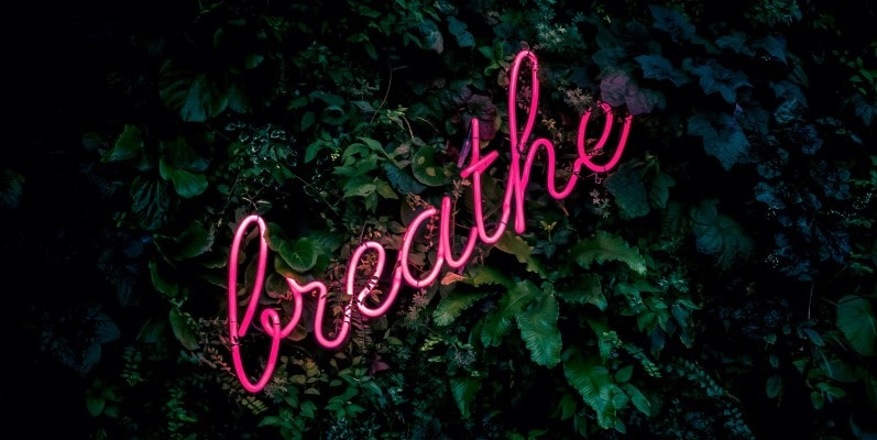Recover and breathe